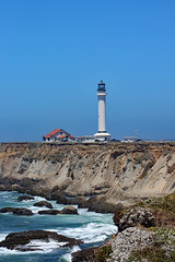 Point Arena Lighthouse, California, July 2018 (Northwest Lovers) Tags: california highway1 northcoast