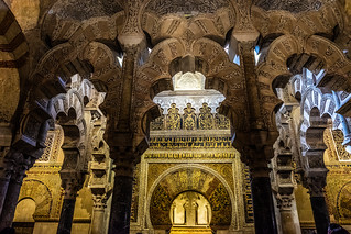 the silence of Mezquita........ echoes of the past......