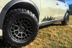 Subaru Crosstrek on Black Rhino 15x7 Boxer 15in wheels - Gun Black - 2 (tswalloywheels1) Tags: subaru crosstrek black rhino boxer aftermarket wheel wheels rim rims alloy alloys rally 15x7 15in gun gunmetal