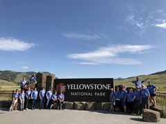 2018_RTR_Montana All Populations 53 (TAPSOrg) Tags: taps tragedyassistanceprogramforsurvivors tapsretreat retreat allpopulationsretreat westyellowstone montana 2018 military outdoor horizontal group posed sign