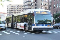 IMG_9790 (GojiMet86) Tags: mta nyc new york city bus buses 2012 lf60102 lfs lfsa 5943 bx19 southern blvd 181st street