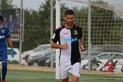 Partit amistòs Nàstic - CF Peralada