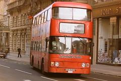 STRATHCLYDE'S BUSES LA1366 RDS545W (bobbyblack51) Tags: strathclydes buses la1366 rds545w leyland atlantean alexander al glasgow 1996