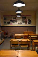 How Classrooms used to be (James Mans) Tags: nikon d5500 sigma1750mm bletchley park code breakers wwii ww2 world war england heroes enigma class room