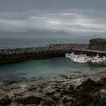 Порт Арнарстапи. Снайфедльснес, Исландия thumbnail