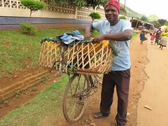 Chicken transport (leliebloem) Tags: kasungu africa malawi