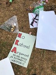 Photo Mar 26, 2 44 16 PM (skitpero) Tags: parkland marjorystonemandouglas florida fl school memorial victims survivors survivor victim flowers signs protest msdhs msdstrong 17 highschool guncontrol neveragain stonemanstrong march soflo remember