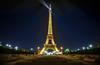 To infinity and beyond (aurlien.leroch) Tags: paris france bokeh cityscape nikon toureiffel bluehour eiffeltower night