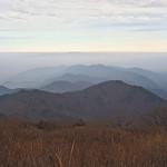View from Cheonwangbong peak at Biseulsan, Korea thumbnail