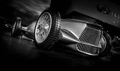 Prototype 9 (Dave GRR) Tags: monochrome mono chrome infiniti prototype9 hiper car exotic retro toronto auto show 2018 olympus omd em1 1240