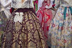Faldas falleras. Puro color. (kum111) Tags: falda color falla fallera valencia españa spain espagne spanien fiesta moda skirt fashion