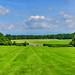 Panorama -- View Northwest from James Madison's Montpelier Estate (Orange County, VA)