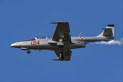 PZL-Mielec TS-11 Iskra bis D - 08 (NickJ 1972) Tags: poznan airshow 2018 aviation pzl mielec ts11 iskra bis spybc 1214