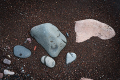 What the Black Sand Beach is really made of  20180524-DSC07205 (Rocks and Waters) Tags: 1805xxnorthshore blacksand greatlakes lakesuperior loxia250 minnesota northshore river sugarloafcove zeiss a7r2 landscape loxia nature rocks rocksandwaters sony spring