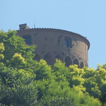 Park Hotel Le Fonti in Volterra - tower of Fortezza Medicea thumbnail