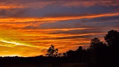 Cornering the Sunrise (Bob's Digital Eye) Tags: bobsdigitaleye canon clouds efs24mmf28stm flicker flickr july2018 laquintaessenza silhouette sky skyscape sun sunrise t3i