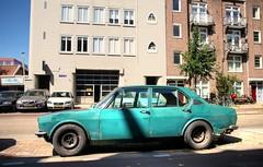 Alfa Romeo Alfetta V6 (Skylark92) Tags: nederland netherlands holland noordholland northholland amsterdam oost east alfa romeo alfetta 30 v6 modified ratlook dpzj80 1976