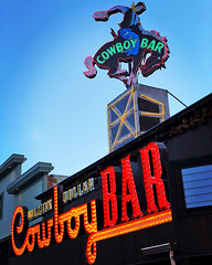Cowboy Bar in Jackson (Daniel Brennwald) Tags: cowboybar grandteton jackson nationalpark usa wyoming
