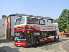 East Yorkshire 888 T510SSG Gandhi Way, Hull on Hull Explorer (2) (1280x960) (dearingbuspix) Tags: eyms eastyorkshire 888 t510ssg hullexplorer goahead gonortheast