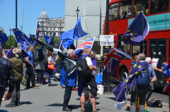Toot 2 Stop Brexit (afagen) Tags: london england uk unitedkingdom greatbritain westminster protest brexit sign