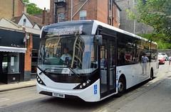 YX17NNM (PD3.) Tags: yx17nnm yx17 nnm bus buses adl enviro 200 mmc windsor berkshire uk england royal