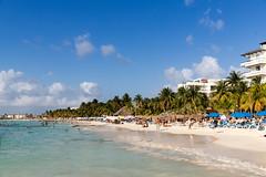 Playa Norte Isla Mujeres, Mexico
