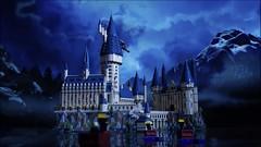 71403 Hogwarts (Joel.Baker) Tags: direct d2c witch wizard world wizarding potter harry set designer wizardry witchcraft school 71403 ultimate baker joel design hogwarts lego