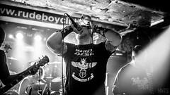 Voidhanger - live in Bielsko-Biała 2018 fot. MNTS Łukasz Miętka_-7