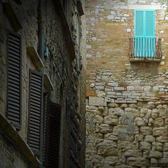 Balcony / Balcone (Giorgio Ghezzi) Tags: balcony balcone shutter persiana window finestra giorgioghezzi