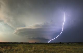 Mothership Supercell - Douglass, Kansas