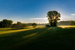 Golfplatz Neuhof (Codex IV) Tags: aufderhub fruehling frühling golfplatz land landscape landschaft nikond5300 sigma100200 sonnenaufgang spring sunrise alba campagna campagne ensoleillé leverdusoleil primavera ressort soleggiato sonnig sunny