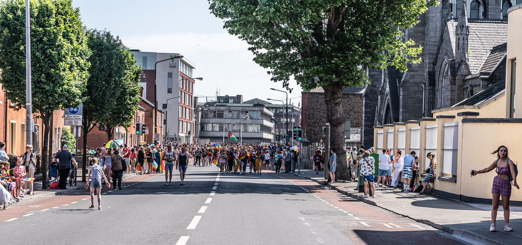 ABOUT SIXTY THOUSAND TOOK PART IN THE DUBLIN LGBTI+ PARADE TODAY[ SATURDAY 30 JUNE 2018]-141798