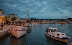 Mali Lošinj (09) (Vlado Ferenčić) Tags: malilošinj night nocturnal boats vladimirferencic sky vladoferencic islands islandlošinj croatianislands hrvatska croatia jadranskomore jadran otoci otoklošinj sea seascape cityscape adriatic adriaticsea nikond600 tamron247028