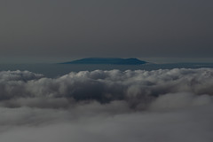 """El Hierro - """"Mirador de La Llania"""" (6) (Gabriel Sierra Somovilla) Tags: cloud canary island spain hierro digital 50mm lapalma sea water blue colorful colours new"""