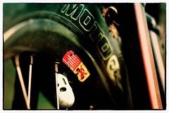 Skull dust cap (psychosteve-2) Tags: tyre atb bike offroad dmr valvecap