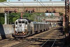 Graffiti Way (sully7302) Tags: nj transit njt njtr east orange geep gp40ph2 gp40p lackawanna dlw cnj morris essex summit passenger train trains transport transportation
