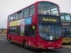 Go North East 6907 (LX06EBJ) - 13-07-18 (peter_b2008) Tags: goaheadgroup gonortheast goaheadlondon londoncentral volvo b7tl wright eclipsegemini wvl258 6907 lx06ebj sunderland buses coaches transport buspictures