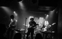 Lo Moon @ Night & Day Café 19.05.18 (eskayfoto) Tags: panasonic lumix lx3 gig music concert live band stage tour manchester lightroom nightdaycafé nightday lomoon monochrome mono bw blackandwhite p1640944editlr p1640944