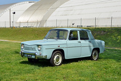 Renault 8 Major (Maurizio Boi) Tags: renault 8 major car auto voiture automobile old oldtimer classic vintage vecchio antique