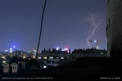 20180428-2328 (srkirad) Tags: night sky lightning storm clouds cloudy belgrade beograd serbia srbija buildings roofs skyline lights dark city