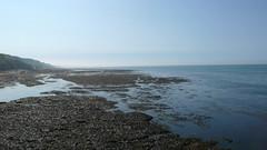 Port en Bessin (jeanlouisallix) Tags: port en bessin calvados basse normandie france bayeux plage navires bateaux pêche marins paysages panorama randonnée estran falaise nature mer jetées digues laisse de