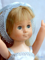 Gata Ballerina (M.P.N.texan) Tags: doll vinyl toy gata vintage collectible ballerina dancer