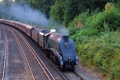 The Dorset Coast Express with 60009 (Colin Weaver) Tags: 60009 lner 462 pacific heritage steam railway railroad loco locomotive
