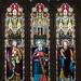 Epworth, St Andrew's church, west window