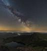 'Cwm Cau Milky Way' - Cadair Idris, Snowdonia (Kristofer Williams) Tags: cadairidris caderidris cwmcau llyncau milkyway mountain snowdonia wales landscape nightscape night sky stars