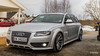 Audi A4 Allroad B8 (Concker) Tags: audi a4 allroad b8 audizine vwaudiclubno stance lowered vossen style wheels gunmetal gray silver coils coilovers low audihub car canon 7d 1755mm