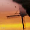 Sunrise Aarlanderveen 10 (M van Oosterhout) Tags: sunrise sun zonsopkomst nederland netherlands holland dutch alphen aan den rijn aarlanderveen windmill molen