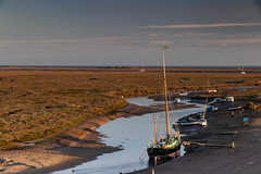 Low Tide 2 (andybam1955) Tags: quay landscape coastal sky northnorfolk boats rural norfolk blakeney