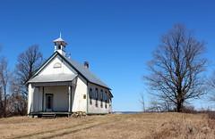 Rural School in Stardale, On (pegase1972) Tags: on ontario canada ruralschool school