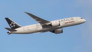 VT-ANU | Boeing 787-8 Dreamliner | Air India